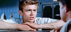 """James Dean in """"East of Eden"""", 1955 Old Hollywood Glam, Hollywood Stars, American Idol, American Actors, Male Movie Stars, East Of Eden, Jimmy Dean, Bad Picture, Robert Redford"""