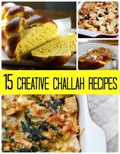 7 Ways to Use up Leftover Challah, Plus 8 Ways to Make It from Scratch