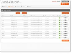 Search for Yoga Studio Software? - Find Quality Results Here! - Registrations, payments, reports, attendance and much more. http://www.mybeststudio.com/