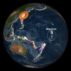 Earthquakes - 2001-2015 thumbnail