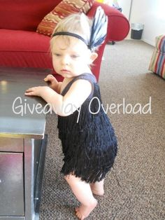 SHARON - Flapper-Dress