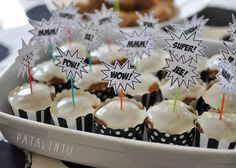 Cupcake Cakes, Cupcakes, Good Food, Fun Food, Petra, Halloween, Birthday, Celebrations, Desserts