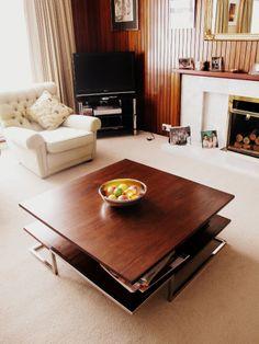 Bespoke Furniture, Contemporary Furniture, Furniture Design, Coffee Table Design, Jazz, Home Decor, Decoration Home, Room Decor, Jazz Music