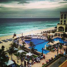 CasaMagna Marriott Cancun Resort, from Instagram.