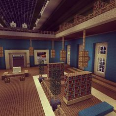 Top 47 Best Minecraft House Ideas Suitable for Inspiration - A collection of blueprints for great house ideas in this Minecraft house guide. Minecraft City, Minecraft Room, Minecraft Construction, Amazing Minecraft, Cool Minecraft Houses, Minecraft Blueprints, Minecraft Crafts, Minecraft Designs, Minecraft Furniture