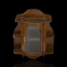 Small wall mounted cabinet. Giroux Company, Paris #BuyArtOnline #Expertissim