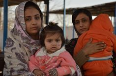 Afghan Refugees in India - These women are amazing!