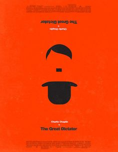 the great dictator minimalist movie poster