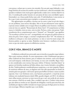 Página 285  Pressione a tecla A para ler o texto da página