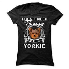 Love Yorkie - #shirt collar #hoodie costume. ORDER NOW => https://www.sunfrog.com/No-Category/Love-Yorkie-Ladies.html?68278
