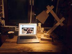 Laptop, Electronics, Crafts, Manualidades, Handmade Crafts, Craft, Laptops, Arts And Crafts, Artesanato