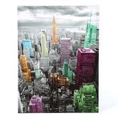 Found it at Wayfair - High-Lights of New York Skyline Graphic Art on Canvas