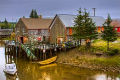 Tours in Canada, Grand Manan in the Bay of Fundy -