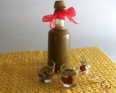 Crema coffee and ginseng - ricetta liquore