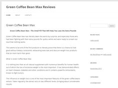 http://ongreencoffeebeanmax.net/ - Green Coffee Bean Reviews Don't forget to stop by our website. https://www.facebook.com/bestfiver/posts/1436161479930156