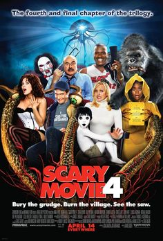Scary Movie 4 (2006 Latino) | Películas Latino