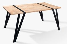 Klemmbrett table | Manuel Welsky ­Design Studio