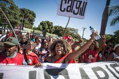 https://flic.kr/p/FSJRz5 | 15/04 - dia de mobilização | Ato no Acampamento Nacional pela Democracia e Contra o Golpe, no Distrito Federal | Foto: Mídia Ninja