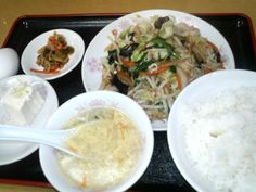 境耘閣(日本橋小伝馬町):定食500円