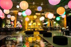 Ideias de como usá-las na decoração de festas