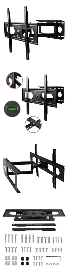 TV Mounts And Brackets: Imountek Full Motion Articulating Tv Wall Mount For  37 70