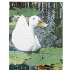Be Happy Duck Puzzle