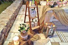 ΓΑΜΟΣ - ΒΑΠΤΙΣΗ ΜΕ ΘΕΜΑ ΤΟ CAROUSEL - Sophy's Fairy Tale Ladder Decor, Baby Showers, Home Decor, Baby Shower, Babyshower, Interior Design, Home Interiors, Baby Girl Shower, Decoration Home