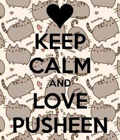 I love pusheen