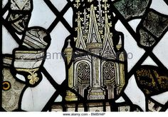 medieval-stained-glass-fragments-st-swithin`s-church-lower-quinton-bmbh4p.jpg (640×445)
