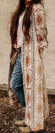 Women's Boho Cardigan Casual Coat Hot Sale!Women's Boho Cardigan Casual Coat,Projects Hot Sale!Women's Boho Cardigan Casual Coat Related posts:Oh it seems bad but here are worse situations out there 😂 I would rather. Hippie Look, Hippie Style, My Style, Bohemian Style, Boho Fashion Summer, Winter Fashion, Boho Outfits, Fall Outfits, Fashion Outfits