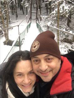 My sponsor & his wife. He helped restore me to sanity.