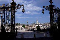 Place Stanislas- Lorraine