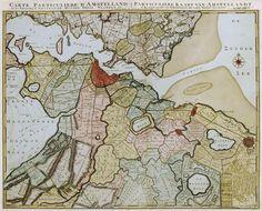Amsterdam - Amstelland 1749 Covens en Mortier