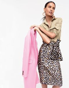J.Crew has released looks from their upcoming fall style guide and I'm itching to stock up for the season. The new arrivals include a fantastic mix of bold printed silks (below) and subtle, layered neutrals (above). Today, they're also offering free shipping at JCrew.com (ends 11:59pm EST). Explore all J.Crew's new fall arrivals here. Let's keep in touch!  Bloglovin / Instagram / Twitter / Tumblr / Facebook / Pinterest YOU MAY …
