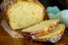 Greek Yogurt Lemon Zucchini Bread?utm_source=12tomatoes Zuchinni Bread, Lemon Zucchini Bread, Bread Cake, Dessert Bread, Fruit Bread, Banana Bread, Loaf Recipes, Cooking Recipes, Lemon Desserts