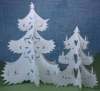 paper tree tutorial I've made these before - really effective!