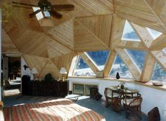 A Natural Spaces geodesic dome home offers you a lifestyle that is at once  comfortable, efficient and affordable while it is exciting, uplifting, ...