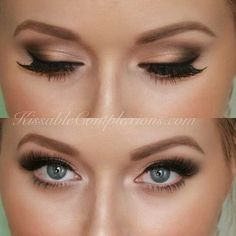 Make up inspiration for future brides to be