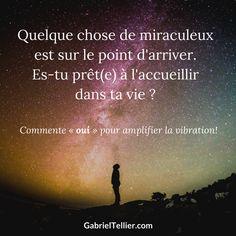 Es-tu prêt(e) à l'accueillier dans ta vie ? #citation #citationdujour #proverbe #quote #frenchquote #pensées #phrases #french #français