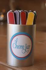 Girl Scout Kaper/ Chore idea