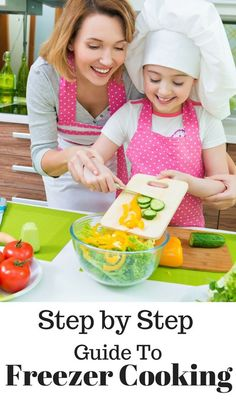 How to freezer cook | Freezer Cooking | Freezer Meals | Freezer Cooking Tips