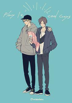Drawing Poses, Manga Drawing, Manga Boy, Anime Manga, Character Art, Character Design, Boy Illustration, Handsome Anime Guys, Bff