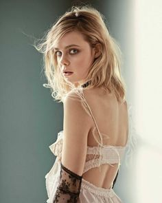 Elle Fanning for Vogue Australia
