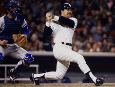 one of my favorite sports memories as a kid; Reggie Jackson hitting 3 home runs vs. the Dodgers in the '77 World Series