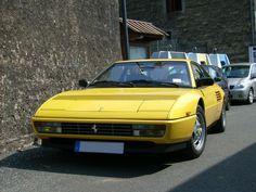 1980 / 1993) Ferrari Mondial 8 Coupé / QV / T