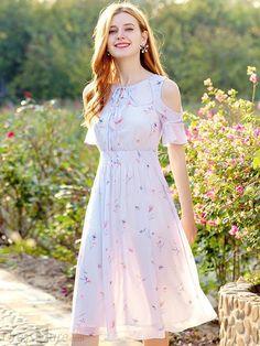 4d7dea822a6f5 FINEWORDS 2018 vestido Elegant Summer Dress Beach Bohemian Floral ...