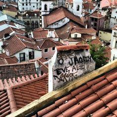 """O Jaquim teve ali"" Lisboa"