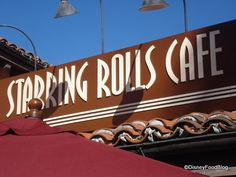 Reader Favorites: Best Walt Disney World Counter Service Restaurants | the disney food blog