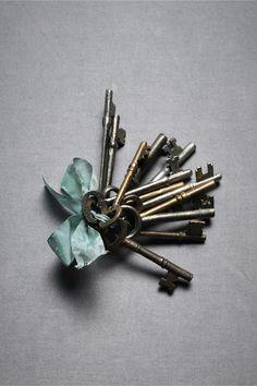 Proprietor's Keys (12) in Décor Decorations at BHLDN
