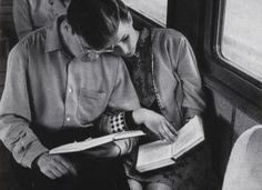 The couplr that reads together, stays together